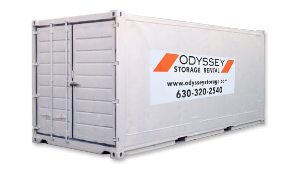 commercial steel storage containers