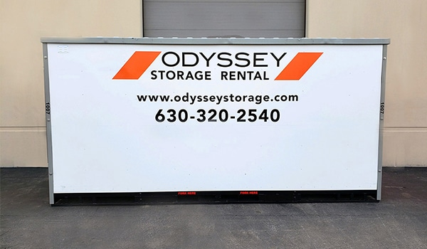 commerical storage containers